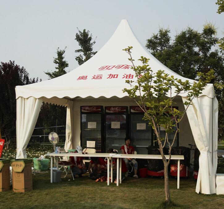 ST-3009型尖顶篷房