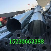 亿明供应110KV电力钢杆优质钢管杆生产厂家镀锌电力钢管杆