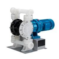 工程塑料耐腐电动隔膜泵