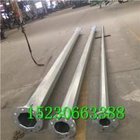镀锌35KV电力钢杆生产厂家 钢管杆报价