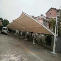 膜结构停车棚 各种膜结构停车棚