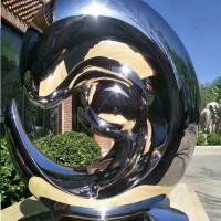 不锈钢雕塑 定制不锈钢雕塑
