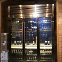 广东不锈钢酒柜 各种不锈钢酒柜