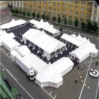 篷房生产厂家  异型篷房