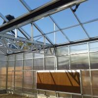 生产阳光板温室