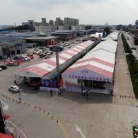 厂家供应大型车展篷房 各种展篷定制